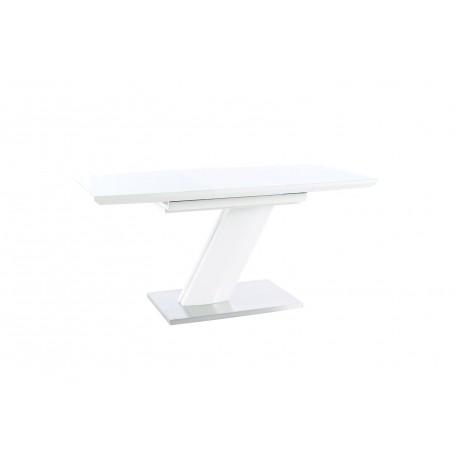 thumb Стол TORONTO белый мат 120 (160) X80 3