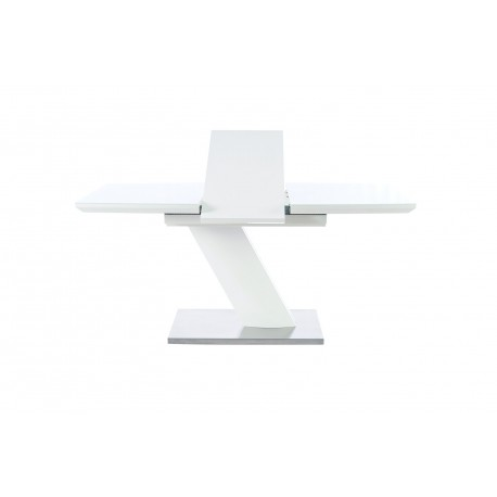 thumb Стол TORONTO белый мат 120 (160) X80 2