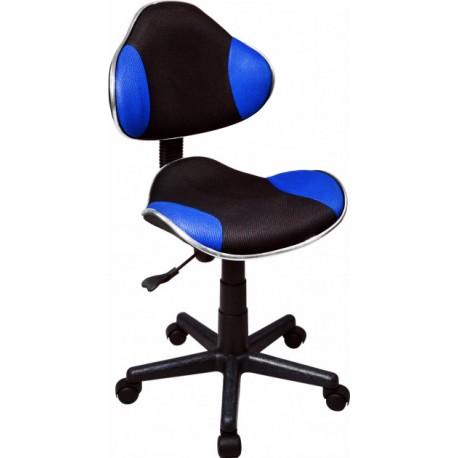 thumb Кресло Q-G2 Синий / Черный 2