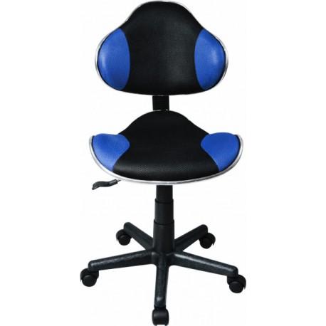 thumb Кресло Q-G2 Синий / Черный 3