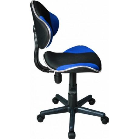 thumb Кресло Q-G2 Синий / Черный 4
