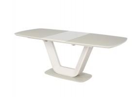 Стол обеденный Armani 160(220)х90 Крем
