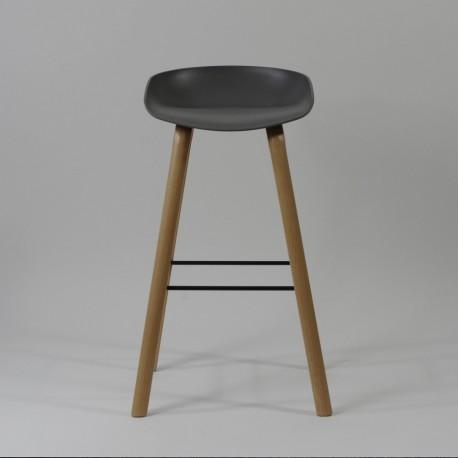 thumb Барный стул Sting Серый 4