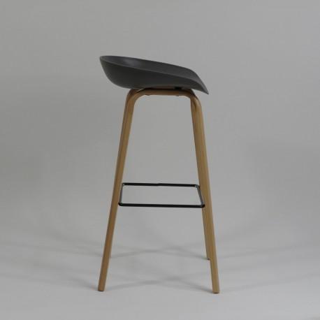 thumb Барный стул Sting Серый 3