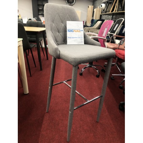 thumb Барный стул Trix H-1 Серый 2