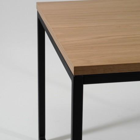 thumb Журнальный стол Largo Duo Дуб/Черный 3
