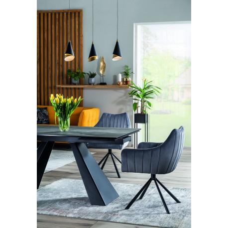 thumb Комплект стол Salvadore Ceramic + стулья Agava Velvet 6 шт. 6