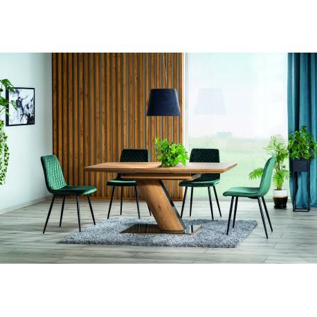 thumb Комплект стол Toronto + стулья Irys Velvet 4 шт. 1