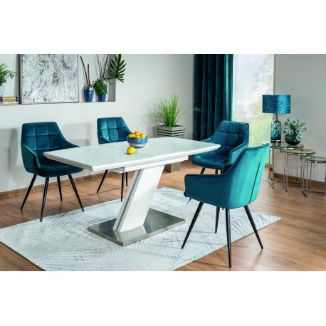 thumb Комплект стол Toronto + стулья Lilia Velvet 4 шт. 1